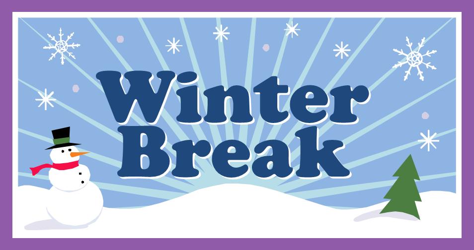 Winter Break Packet Language ArtsReading 20112012